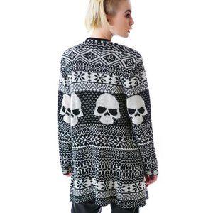 Iron Fist Ugly Xmas sweater